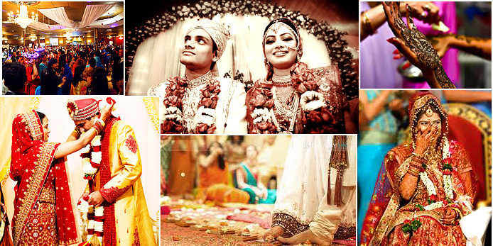 Eight forms of Hindu Marriage and its custom