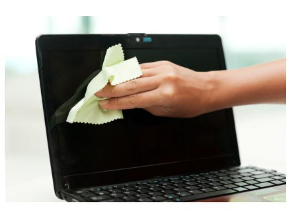 Как чистить ноутбуки в домашних условиях - Vendservice.ru